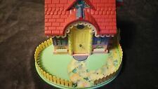 Lucy Locket Dream Cottage House playset seul 1994 Bluebird Vintage