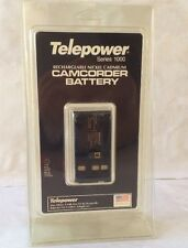 Telepower Series 1000 Rechargeable Nickel Cadmium Camcorder Battery TP-BP16 6V