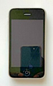 Apple iPhone 1st Generation - A1241 - Black (8GB) - NON-WORKING (AS-IS)