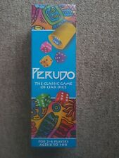 Perudo dice game, unopened, in shrink wrap