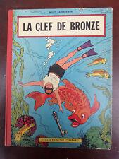 Willy Vandersteen - Bob et Bobette - La clef de bronze- EO belge  1957 - TBE!!!