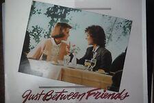 Just Between Friends PROMO 33RPM 011816 TLJ