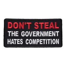 Government Hates Competition Patch, Political Patches