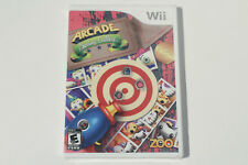 Arcade Shooting Gallery (Nintendo Wii) Brand New - Factory Sealed