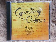 COUNTING CROWS AUGUST AND EVERYTHING AFTER C.D. NEW
