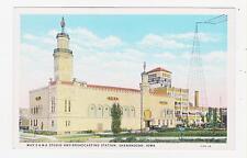 Shenandoah,Iowa,May's K.M.A Studio & Broadcasting Station,c.1918-30s