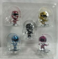 Loot Crate Exclusive - Saban's Power Rangers Metallic Limited Edition 5 Pack