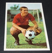 SCHÖLL 1. FC NÜRNBERG FUSSBALL 1966 1967 FOOTBALL CARD BUNDESLIGA PANINI