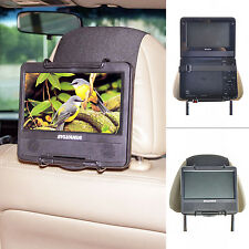 TFY Universal Car Headrest Mount Holder for Portable DVD Players