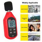 Digital Sound Level Meter LCD Display Noise Tester Measurement 30-130DB Decibel