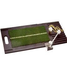 3 In 1 Swing Training Mat, Heavy-Duty Durable, Best Gift for Golfer