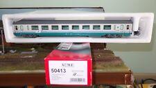 ACME 50413 GC Salone XMPR, logo Trenitalia verde/rosso, tetto cannellato