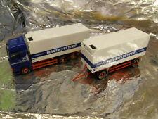 ** Herpa 147248 MAN TGAXXL Interchangeable Refrigerated Box Trailer Wagenstetter