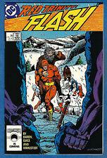 Flash # 7 - (2nd series) Dc Comics 1987 (vf)