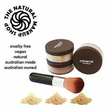 Brown Face Makeup with All Natural Ingredients