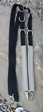 New Pair Elastic Lunging Training Side Reins.  Quality Horse Tack