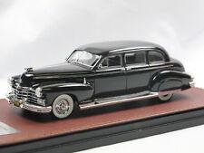 GLM 1947 Cadillac Series 75 Fleetwood Limousine schwarz 1:43 Limited Edition