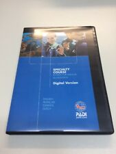 PADI Digital Specialty Course Instructor Guide