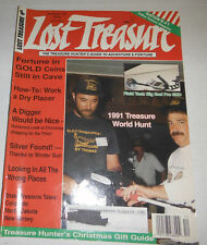 The Lost Treasure Magazine Fortune In Gold Coins December 1991 071714R1