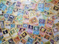 Original Pokemon Lot Base Set Jungle,Fossil,HOLO,SHADOWLESS,1ST EDITION 20 Cards