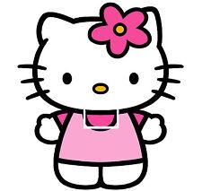 Hello Kitty Ragazze Bambini Adesivo Interruttore Della Luce/camera da letto #175