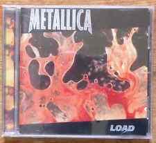 METALLICA - LOAD- 1996 rock heavy metal CD - made in israel OOP