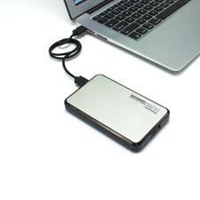"Hard Disk Drive HDD Enclosure USB3.0 2.5""inch External SATA SSD Case Box"