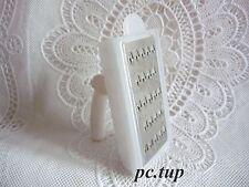 Râpe blanche - Gadget / Miniature Tupperware (not keychain - Pas porte-clés)