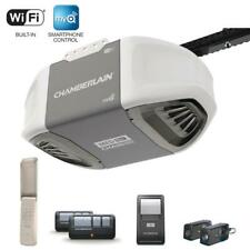 Chamberlain 1/2 HP Heavy-Duty Chain Drive Smart Garage Door Opener C455