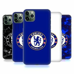 OFFICIAL CHELSEA FOOTBALL CLUB CREST HARD BACK CASE FOR APPLE iPHONE PHONES