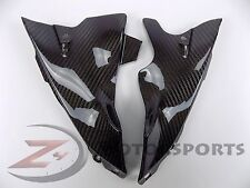 2004 2005 2006 Yamaha R1 Front Insert Dash Trim Panel Fairing 100% Carbon Fiber
