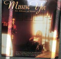 EMTV 53 - Various - Missing You An Album - ID1499z - vinyl LP