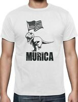 TREX Murica Flag 4th of July American USA T-Shirt Independence day