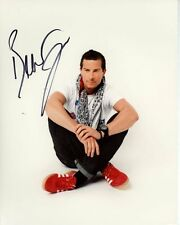 BEAR GRYLLS Signed Autographed Photo