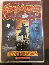 Goosebumps #1 Graphix (2006) Scholastic (bx13)