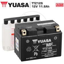 BATTERIA YUASA TTZ12S 12V 11Ah =YTZ12S HONDA VTR F Fire Storm 1000 2001 2002