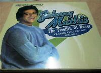 Johnny Mathis The Twelfth of Never AUDIOPHILE original CD Philippines sealed