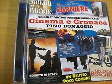 PINO DONAGGIO CINEMA E CRONACA CD MINT-