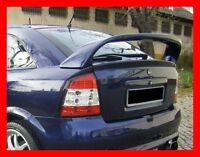 VAUXHALL OPEL ASTRA G MK4 - REAR BOOT SPOILER EVO-STYLE - TUNING-GT