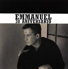 Audio CD 30 Aniversario - Emmanuel - Free Shipping