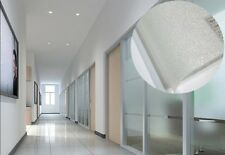 brillant effet glissière de protection Vision givré Lame verre 13 x 1.22 mètre