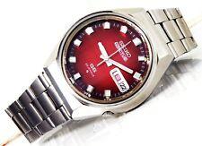 1973 Seiko 5 Actus SS 6106-7690 25J Automatic Watch JDM Model