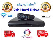 SKY+ HD **2TB WI-FI VERSION** DRX895W - REMOTE CONTROL & LEADS  **WARRANTY**