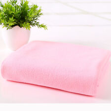 70x140cm Absorbent Microfiber Drying Bath Beach Towel Washcloth Swimwear 100g 1X