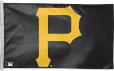 Pittsburgh Pirates Grommet Flag Mlb 3' x 5'