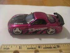 Hot Wheels HIN Hot Import Nights Mazda RX-7 D Force 1/50 Diecast PRICE DROP