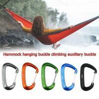 Carabiner Clips Rock Climbing Hammock Carabiner Hanging Hook