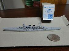 Navis-Neptun 1540 G. Garibaldi 1937 1/1250 Scale Model Ship