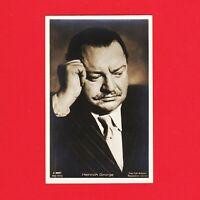 Ansichtskarte Heinrich George Ross-Verlag A 3067/1 Foto Ruth Wilhelmi