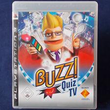 Ps3-Playstation ► Buzz: Quiz TV ◄ Top